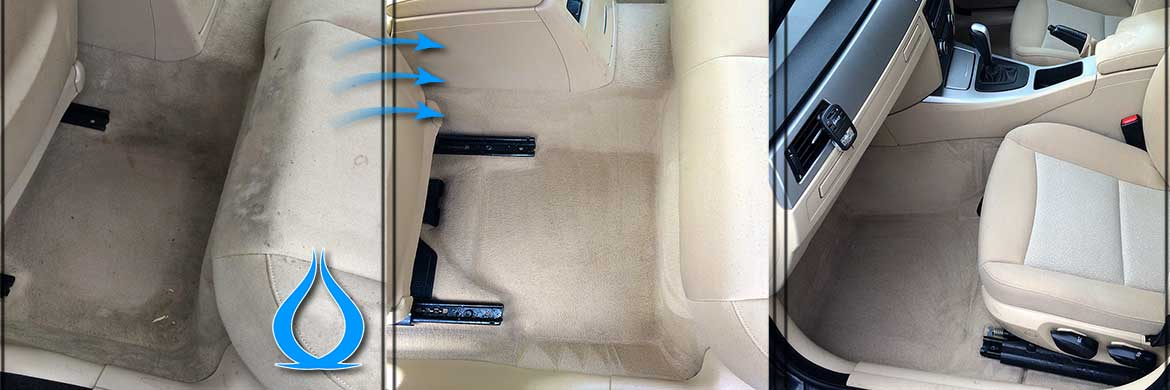 Car Interior Upholstery Cleaning Mobile Car Valeting